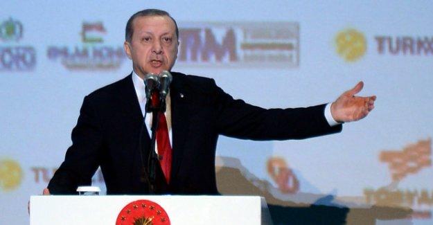 Cumhurbaşkanı Erdoğan: 'Nazinin ta kendisi sizsiniz'