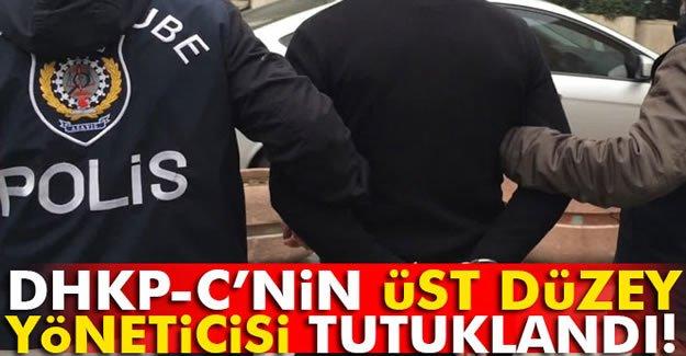 DHKP-C'nin silahlı kanat sorumlusu tutuklandı