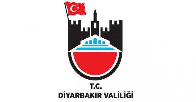 Diyarbakır'daki patlama ile ilgili valilikten açıklama