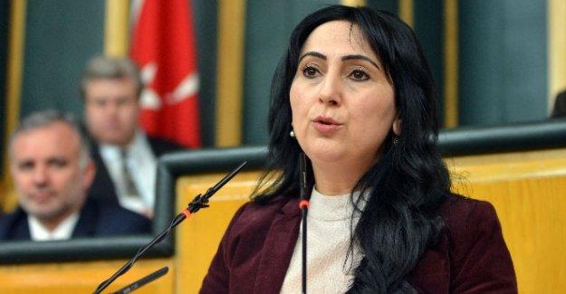 Figen Yüksekdağ cezaevinden ifade verecek