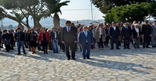 Foça'da Öğretmenler Günü coşkusu