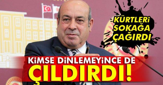 Hasip Kaplan, Kürt vatandaşlara hakaret etti