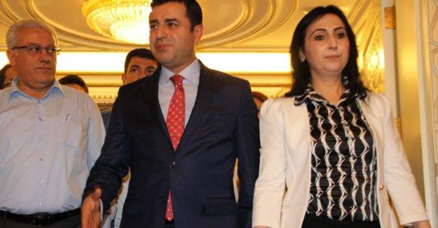HDP'li milletvekillerinin özlük hakları devam ediyor