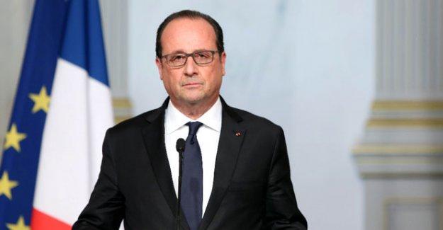 Hollande: Yeni ABD yönetimiyle...