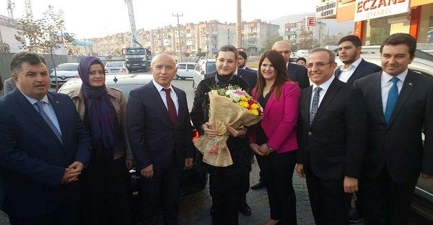 Hotar'dan Yoğun İzmir Programı