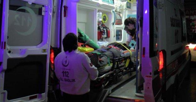 İki asker konvoyunda kaza kavgası: 10 yaralı