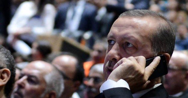 İsrail'den Cumhurbaşkanı Erdoğan'a telefon!