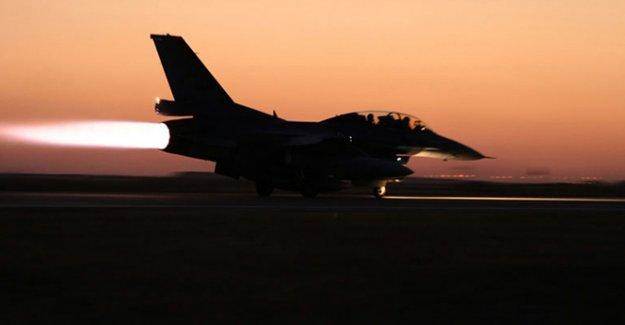 İstihbarat Geldi! Savaş Uçakları Harekete Geçti