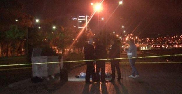 İzmir'de kanlı gece! 1 ölü