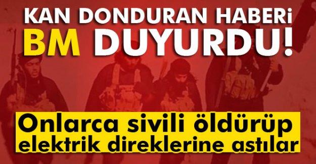 Kan Donduran Haberi BM Duyurdu!