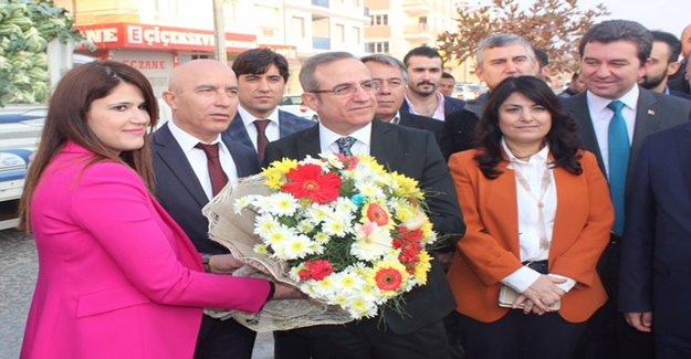 Kerem Ali Sürekli'den Kuzeye Sağlık Çıkartması