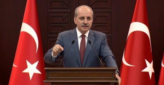 Kurtulmuş: 'MİT'in bütçe ödeneği arttırıldı'