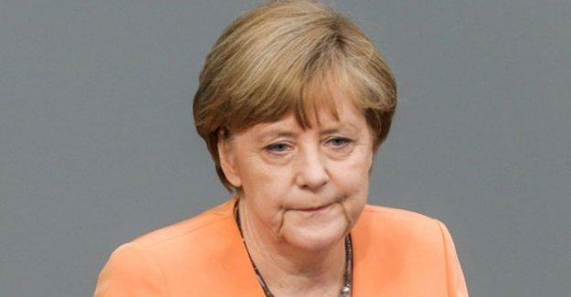 Merkel: 'Türkiye'siz B planımız yok'