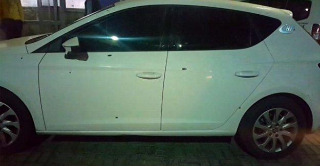 Okmeydanı'nda silahlı saldırı