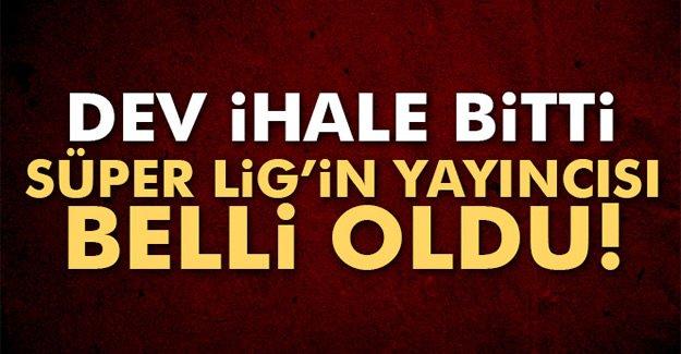 Süper Lig yine Digitürk'te!