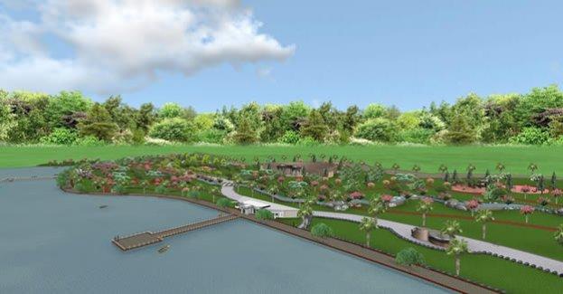 Tabiat Park Projesi'nde 2. Etap Başladı