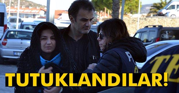 2'si kadın 6 YPG'li terörist tutuklandı