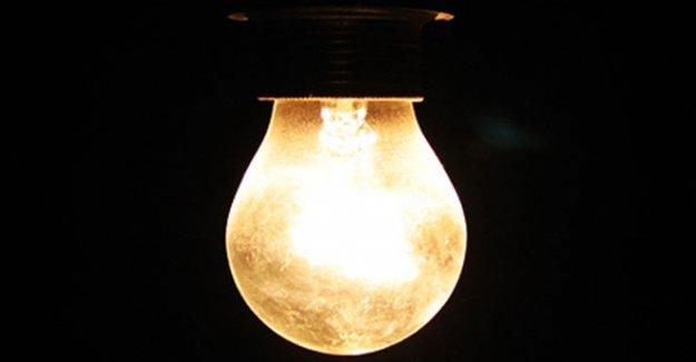 3 ilde elektrik kesintisi!