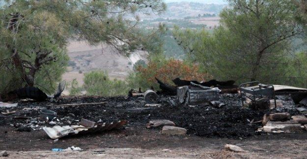 3 tarım işçisi yanarak kül oldu