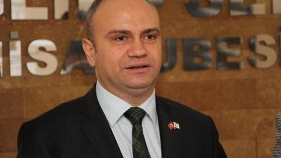 AK Parti Manisa İl Başkanlığına Berk Mersinli atandı