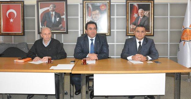AK Partili Gültekin'den Teşkilata Talimat! Ön Hazırlıklarınızı Tamamlayın