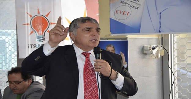 AK Partili Kalkan: Milletimiz bugüne kadar oyuna gelmemiştir