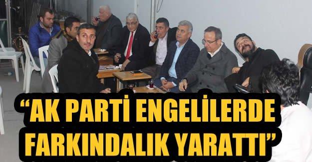 AK Partili Sürekli'den Anlamlı Ziyaret!