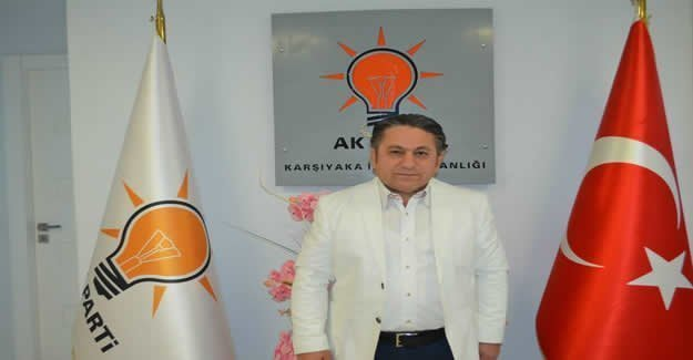AK Partili Tekin Mevlid Kandilini Kutladı