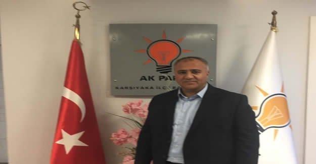 AK Partili Yıldırım'dan Yeni Yıl Mesajı