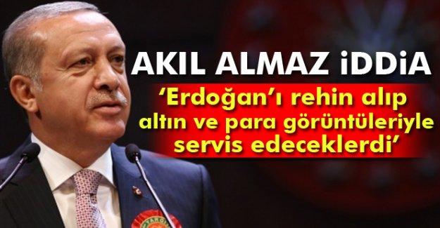 Akıl Almaz iddia!