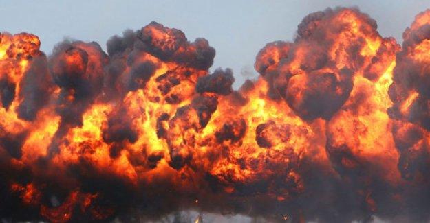 Bağdat'ta patlama: 27 ölü