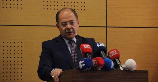 Bakan Akdağ: 'Teröre nefes aldırmamaya kararlıyız'