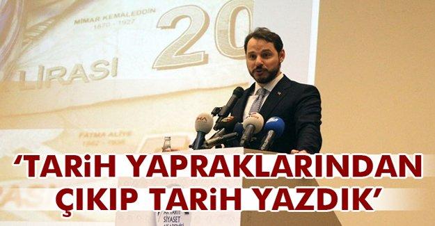 Bakan Albayrak: '15 Temmuz'da tarih yapraklarından çıkıp...