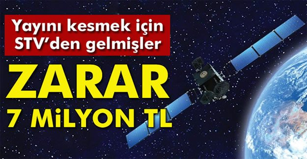Darbeciler TÜRKSAT'a 4 bomba attı! Zarar...
