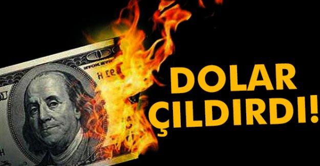 Dolar Çıldırdı!