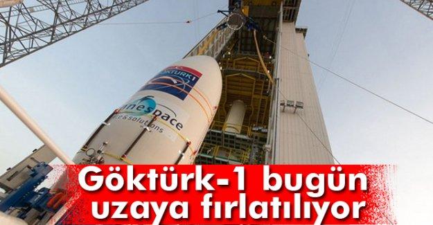 GÖKTÜRK-1, Vega roketiyle fırlatılmak üzere hazır