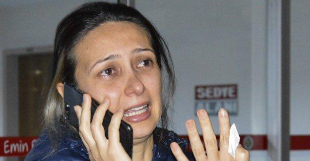 Hamile kadına darp olayının zanlısı tutuklandı