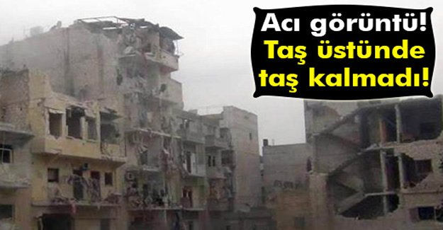 İşte Halep'in Son Hali!