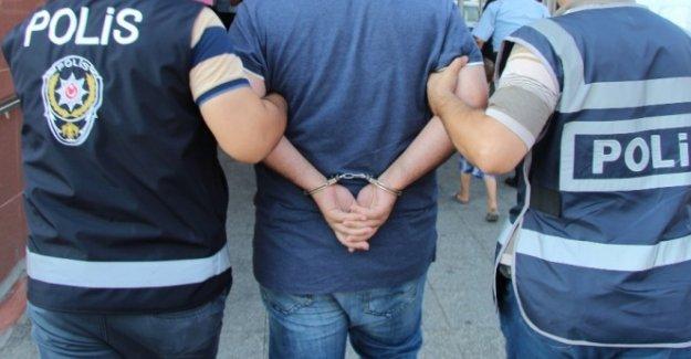 Manisa'da PKK operasyonu: 8 gözaltı