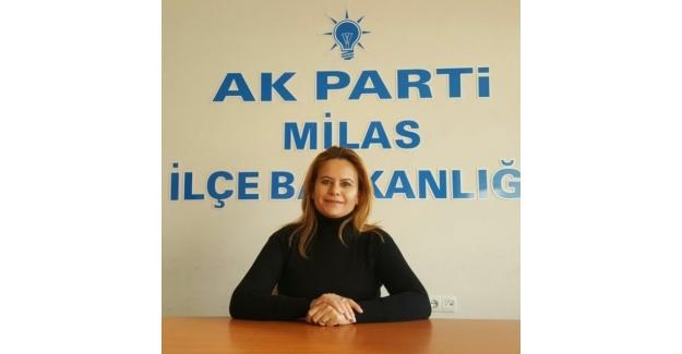 Milas AK Parti'de görev değişikliği