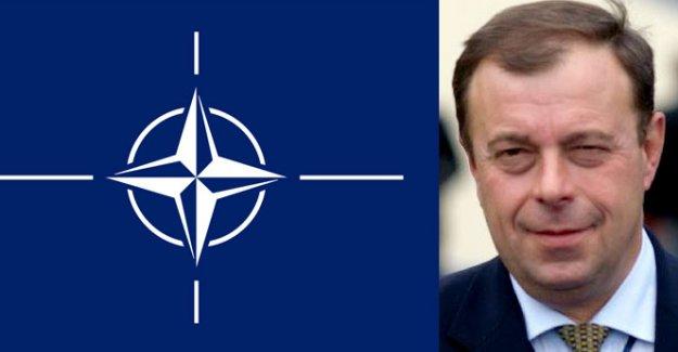 NATO Denetçisi başından vurulmuş halde bulundu