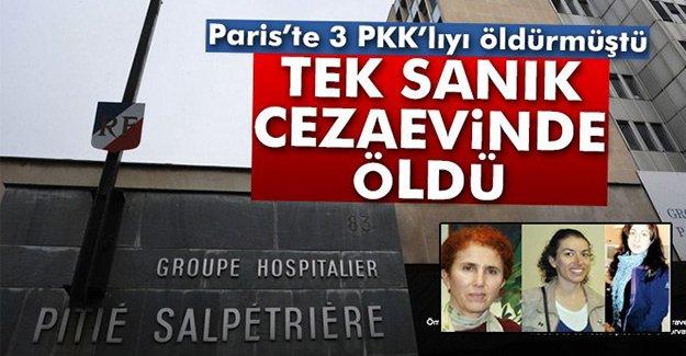 Paris'te üç PKK'lı kadının katil zanlısı...