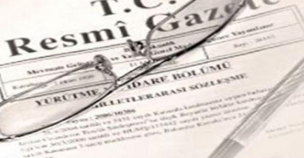 Resmi Gazete'de yayınlandı! İşte yeni atama