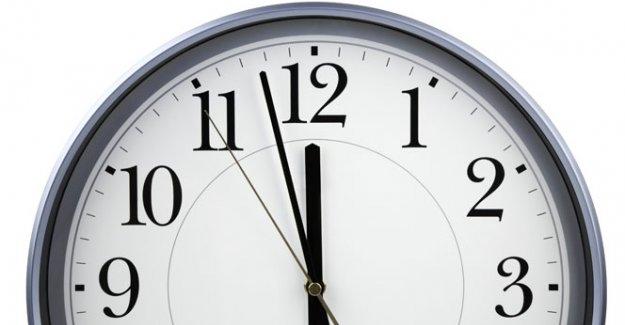 Saatler için yeni çözüm önerisi