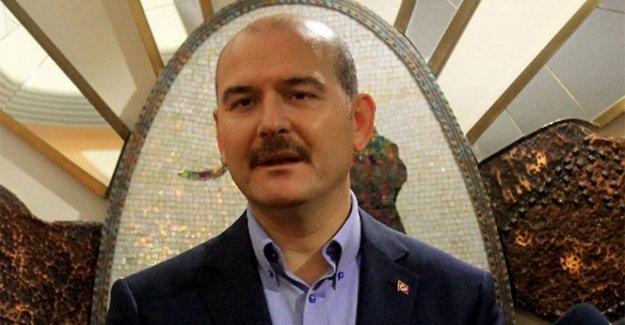 Süleyman Soylu'dan Kayseri açıklaması