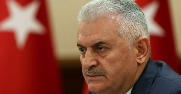 Başbakan Binali Yıldırım, Arnavutluk Cumhurbaşkanı ile görüştü