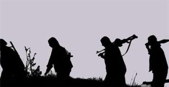 5 terörist daha teslim oldu
