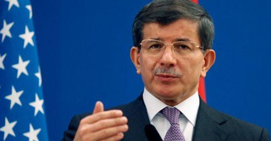 Ahmet Davutoğlu: Herkes ayağını denk alsın