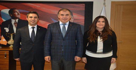 AK Parti Balçova'da İlçe Başkanı Belli Oldu
