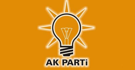 Ak Parti'de 4 İlçe Teşkilatı Feshedildi